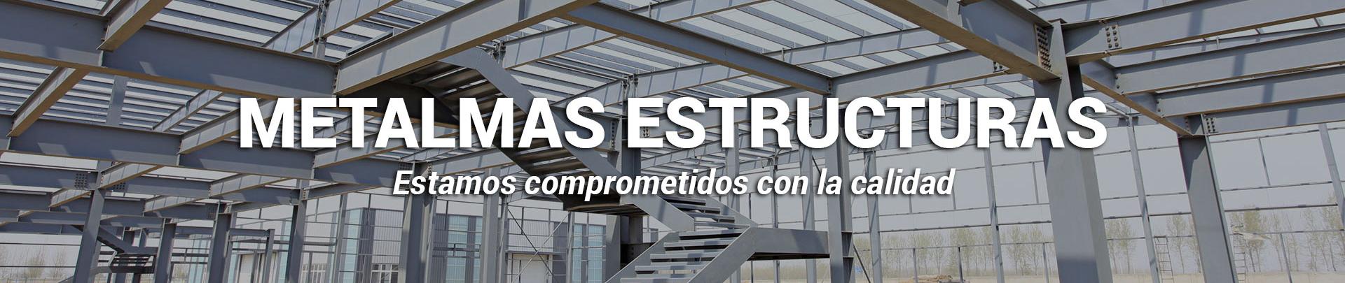 Estructuras Metálicas en santiago, Obras Civiles | Metalmas